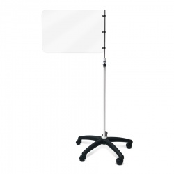 Mobile Protective Safety Screen – Height Adjustable